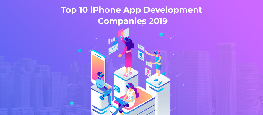Top 10  iPhone App Development Companies