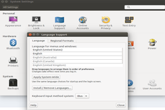 Missing date & time from top panel of Ubuntu 14.04