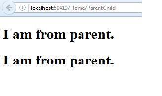 ParentChildDefaultController
