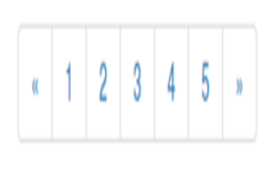 Types of Bootstrap Pagination