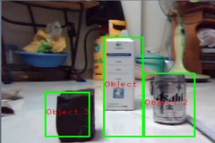 How to detect object on image or camera on android?