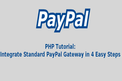 Learn 4 Easy Steps to Integrate Standard PayPal Gateway in PHP