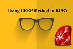Using GREP in Ruby