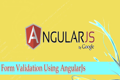 How to Implement AngulaJs Form Validation in a Web Application
