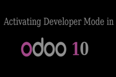 Learn 3 Steps to Activate Developer Mode in OpenERP Odoo 10