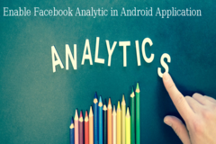 How to Enable Facebook Analytic in Android Application?