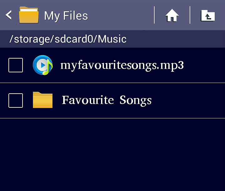 how to get mp3 file url