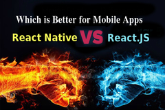React Native vs. React.JS - Which is better for Mobile Apps?