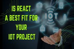Is React a Best Fit for Your IoT Project?