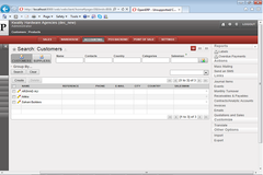 Import data from another database using CSV in OpenErp