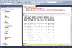 Restoring SQLServer Databases from backup files