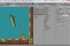 Collider 2D in Unity 3D
