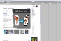 Unity Generic Animation Format (GAF)