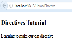 Understanding directives in AngularJS