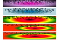 CSS Radial gradient property