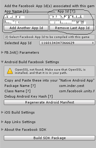 Facebook Integration With Unity3D