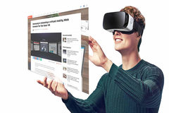 Integrating Virtual Reality in Web App Development