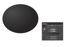 Create a bomb icon using illustrator