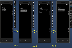 Moving between pages in Windows Phone 8.1