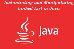 Instantiating and Manipulating LinkedList in Java with Examples