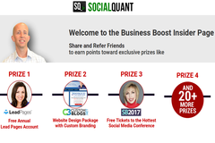 Win $40,000 Digital Marketing Prizes to Boost Business Traffic,Leads,Sales