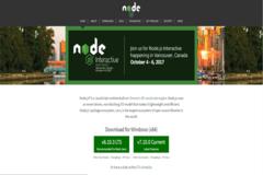 How to setup node.js development environment on windows?