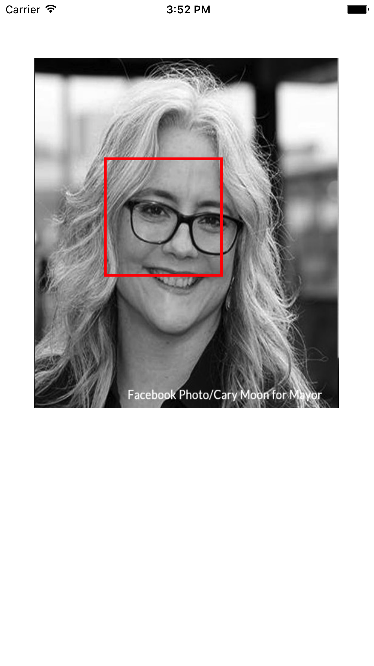 Implement Face Detection Feature in iOS Swift Using Core
