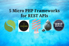 Best 5 Lightweight PHP Frameworks for REST APIs Development