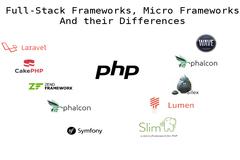PHP: Full-Stack Framework vs Micro Framework