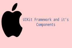 iOS UIKit Framework and its Components