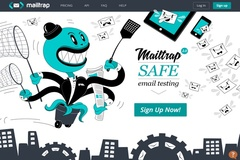 Configure Mailtrap SMTP to Send or Test e-Mail in PHP Laravel 5.4 App - 9 Easy Steps