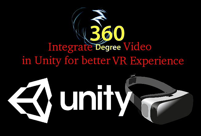 Integrate 360 Degree Video in Unity for Better VR Experience