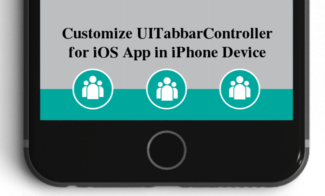 Customize UITabbarController by Collection View for iOS App