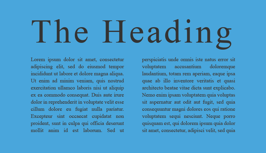 Basics of Typography with Examples