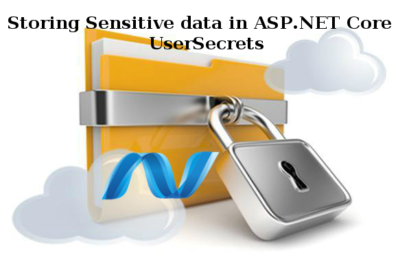 How to Store Sensitive Data in ASP NET Core - UserSecrets