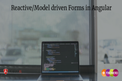 How to Work with Reactive/Model Driven Forms in Angular App - 3 Quick Steps